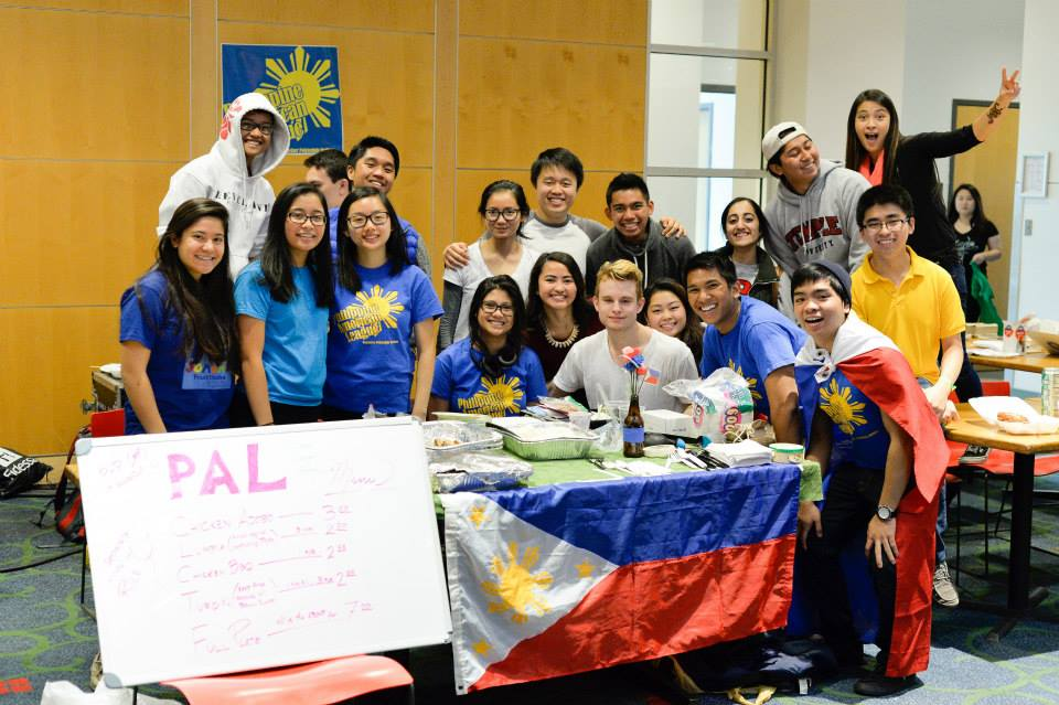 The Philippine American League at International Festival